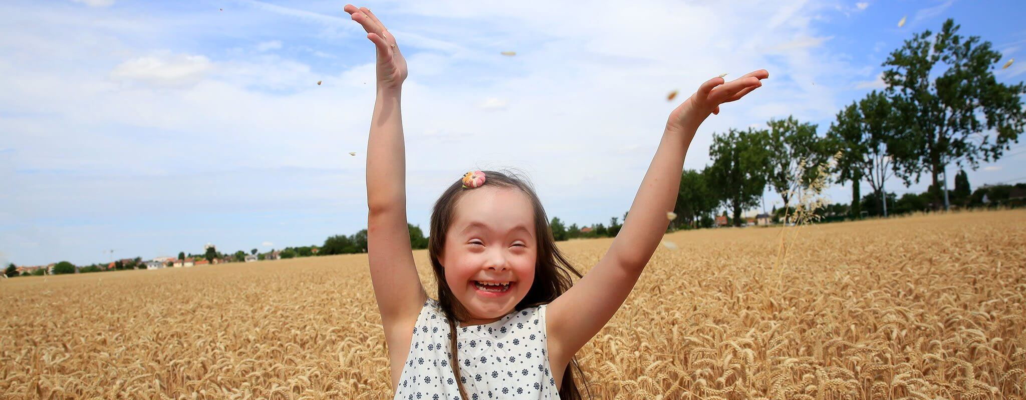 Girl in wheat field Banner image for Gwinnett Pediatrics and Adolescent Medicine, Gwinnett Pediatricians